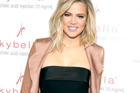 Khloe Kardashian Becomes Spokesperson for Kybella