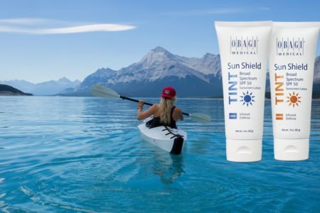 Obagi Tint Sun Shield: One of The Most Protective Suncreens Available